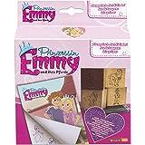 Studio 100 MEEM00000010 - Prinzessin Emmy und ihre Pferde: Stempel-Set