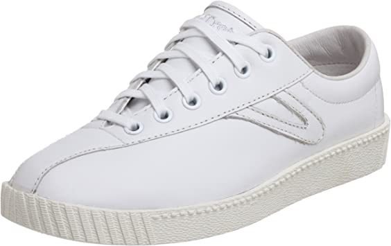 TRETORN Women's Nylite Leather Sneaker