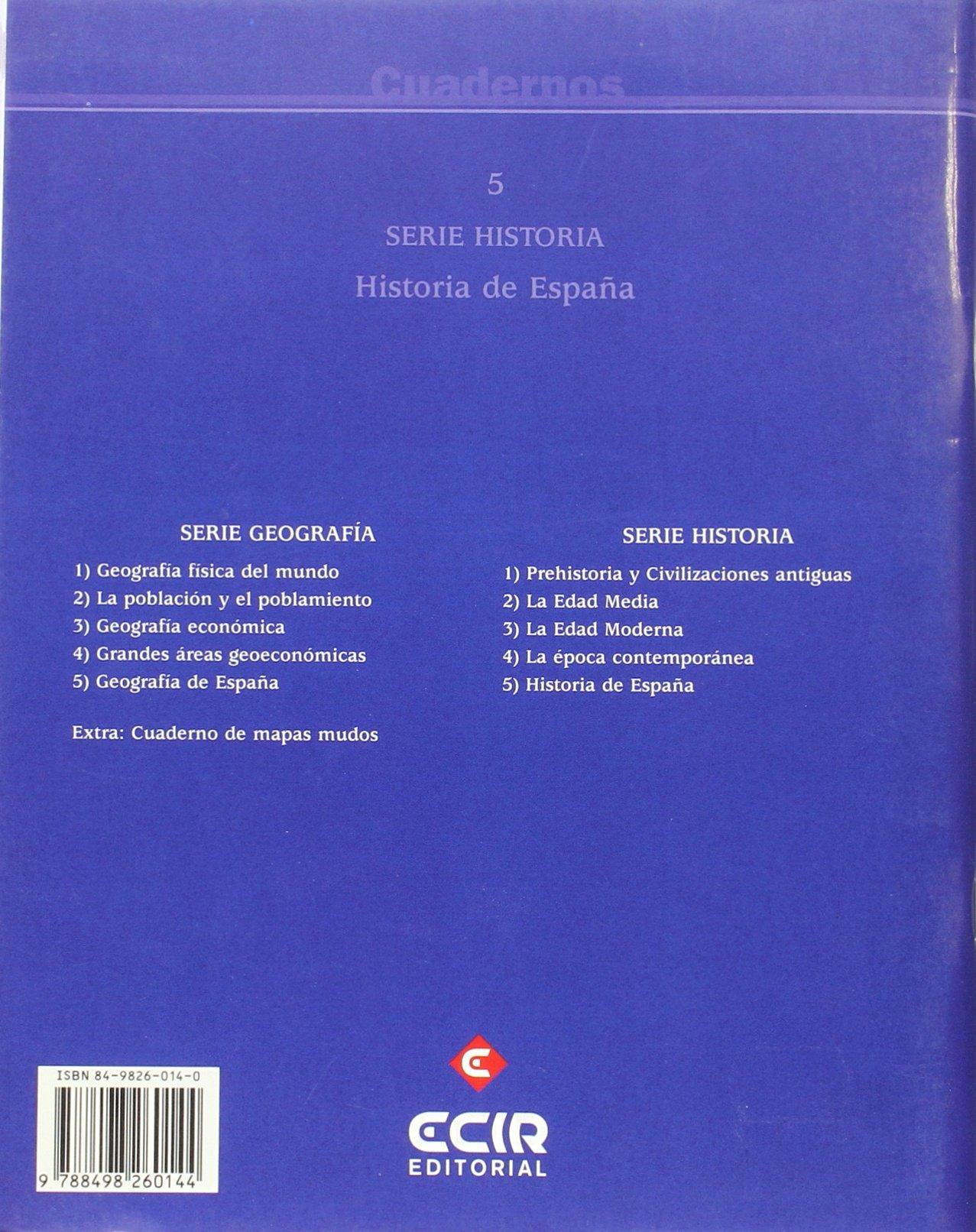 C5:Historia de España: Amazon.es: Eugenio Garcia Y Otros: Libros