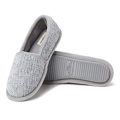 Dearfoams Women's Chenille A-line Slipper | Slippers