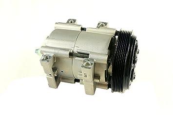 Aire acondicionado AC Compresor Fit For Ford 4.9L F Series camiones grúa Ranger 2.3L Mazda B-series 2,5 L: Amazon.es: Coche y moto