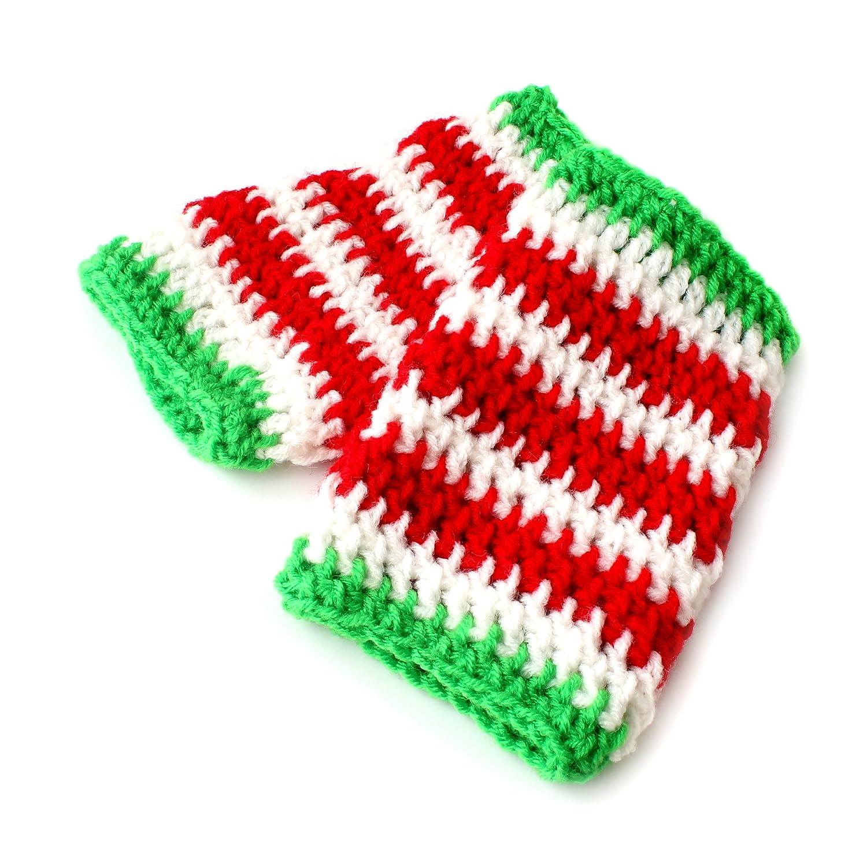 Weihnachtsmütze Weihnachten Hut Häkeln Stricken Kostüm Für 0 3