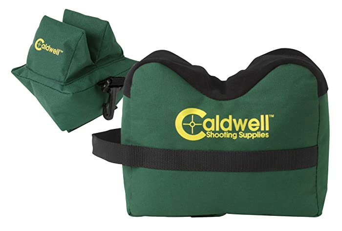1. Caldwell DeadShot Shooting Bag Combo