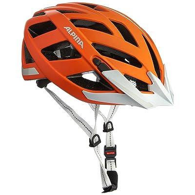 Alpina Panoma City - Casque vélo de ville - orange Tour de tête 52-57 cm 2015