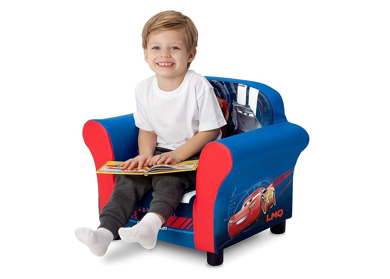 Amazon.com: Delta - Silla tapizada para niños, Disney/ Pixar ...