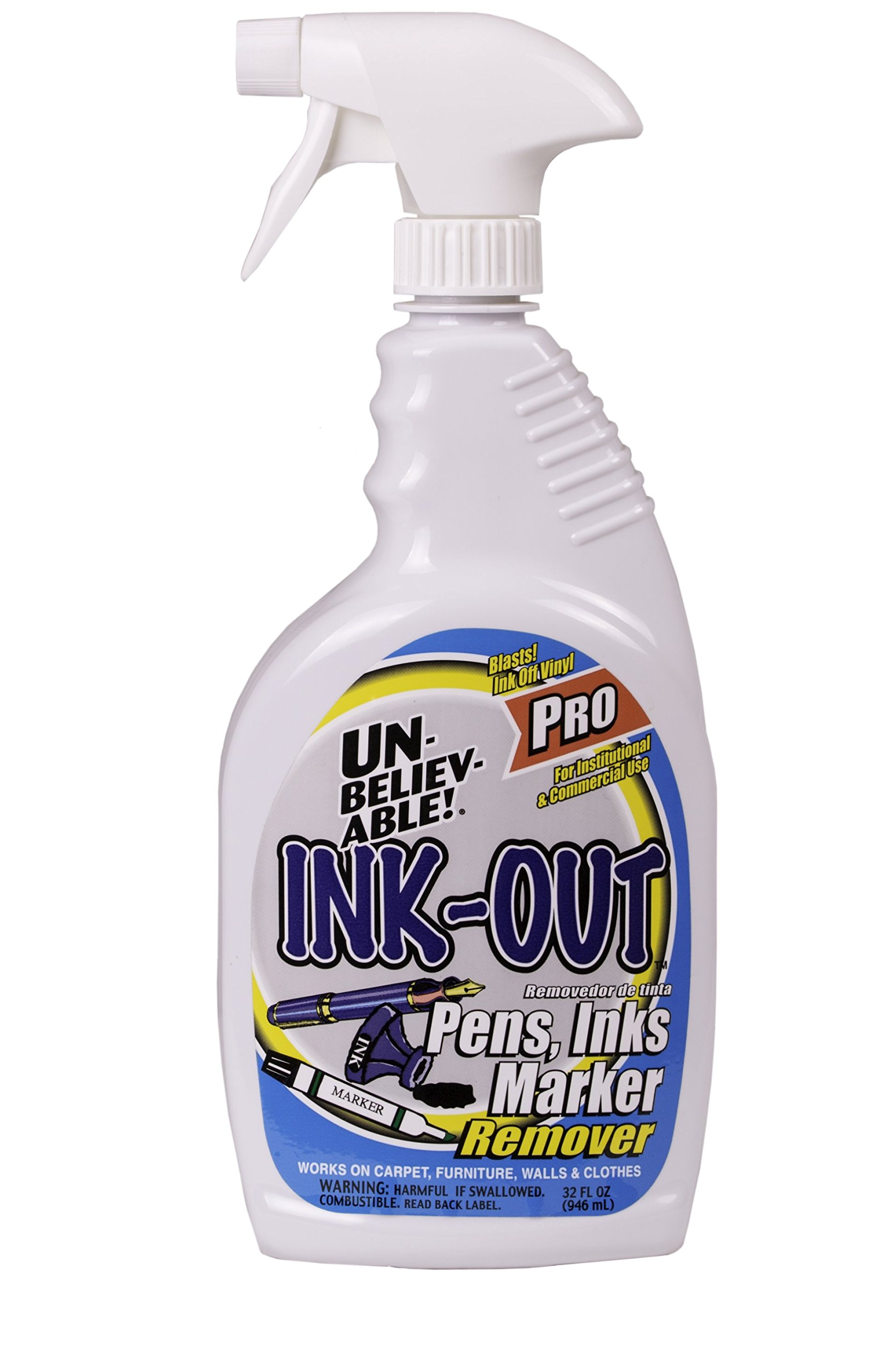UNBELIEVABLE! INK OUT CASE OF 6-32 OZ BOTTLES by UNBELIEVABLE (Image #2)