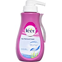 Veet Hair Removal Cream for Sensitive Skin, 400ml