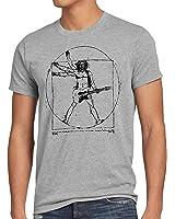 style3 Da Vinci Rock Herren T-Shirt musik festival
