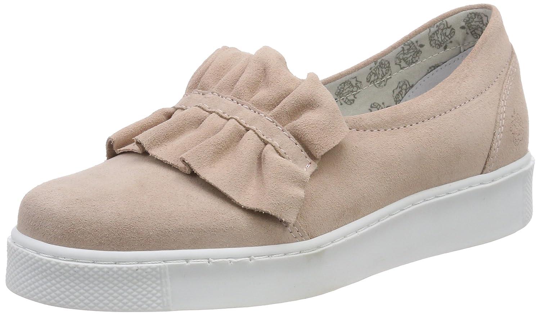 Apple of Eden Damen Pink Queen Slip on Sneaker Pink Damen (Light Pink) 67db02