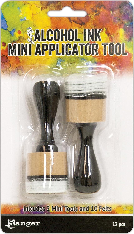 Ranger Tim Holtz Alcohol Ink Mini Applicator Tool, Multicolor