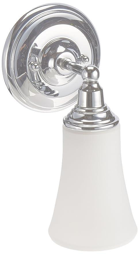 promo code 7191b 994ef Moen YB8261CH Rothbury Single Globe Bath Light, Chrome