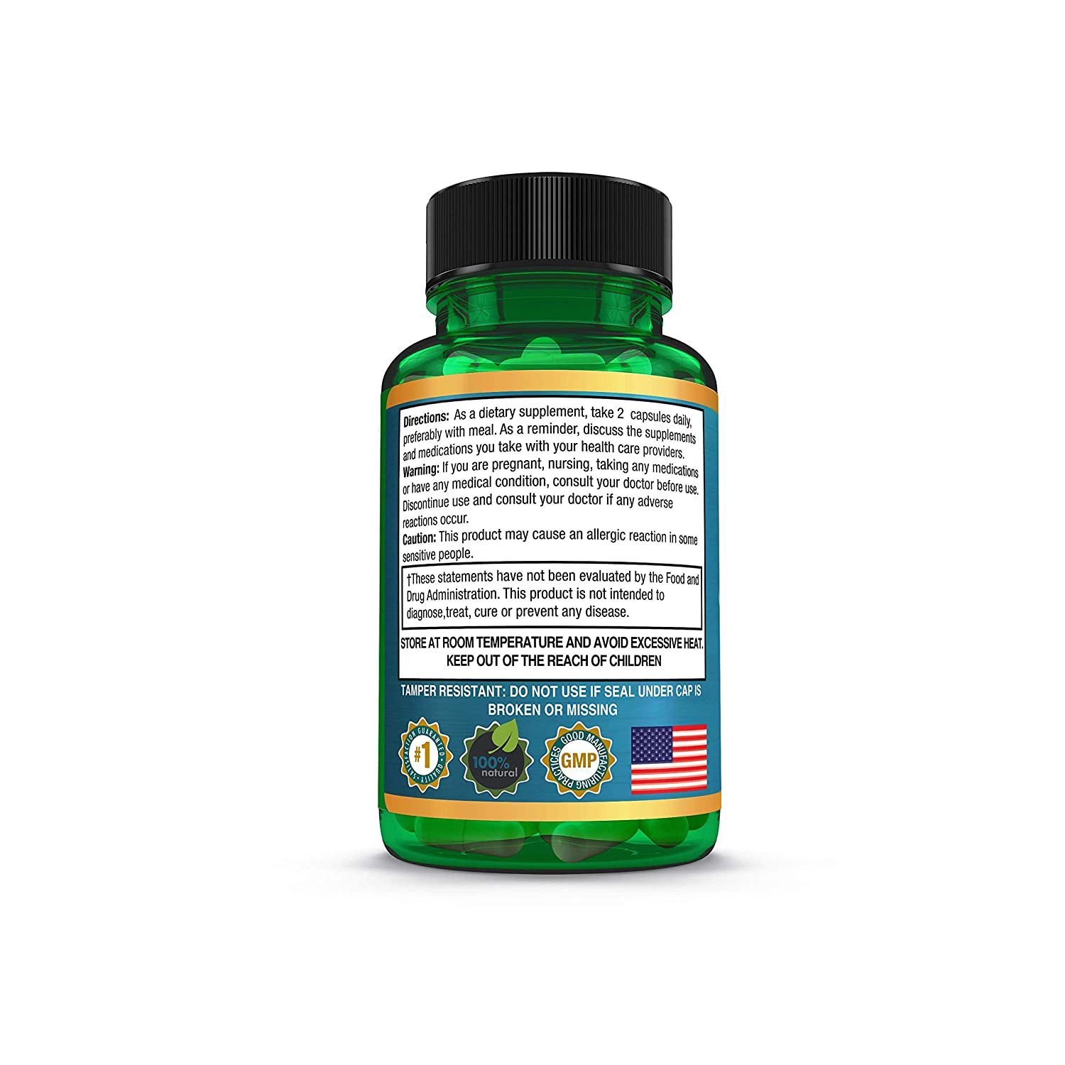 Amazon.com: Green Choice Collagen, Vitamin C, Hyaluronic Acid & Magnesium (60), Healthy Hair, Skin and Nails, Colageno Hidrolizado, Anti Arrugas,: Health ...