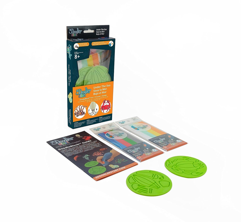 3Doodler Start Rocket und Roboter doodleblock Kit WobbleWorks 3DS-DBK-RO-E
