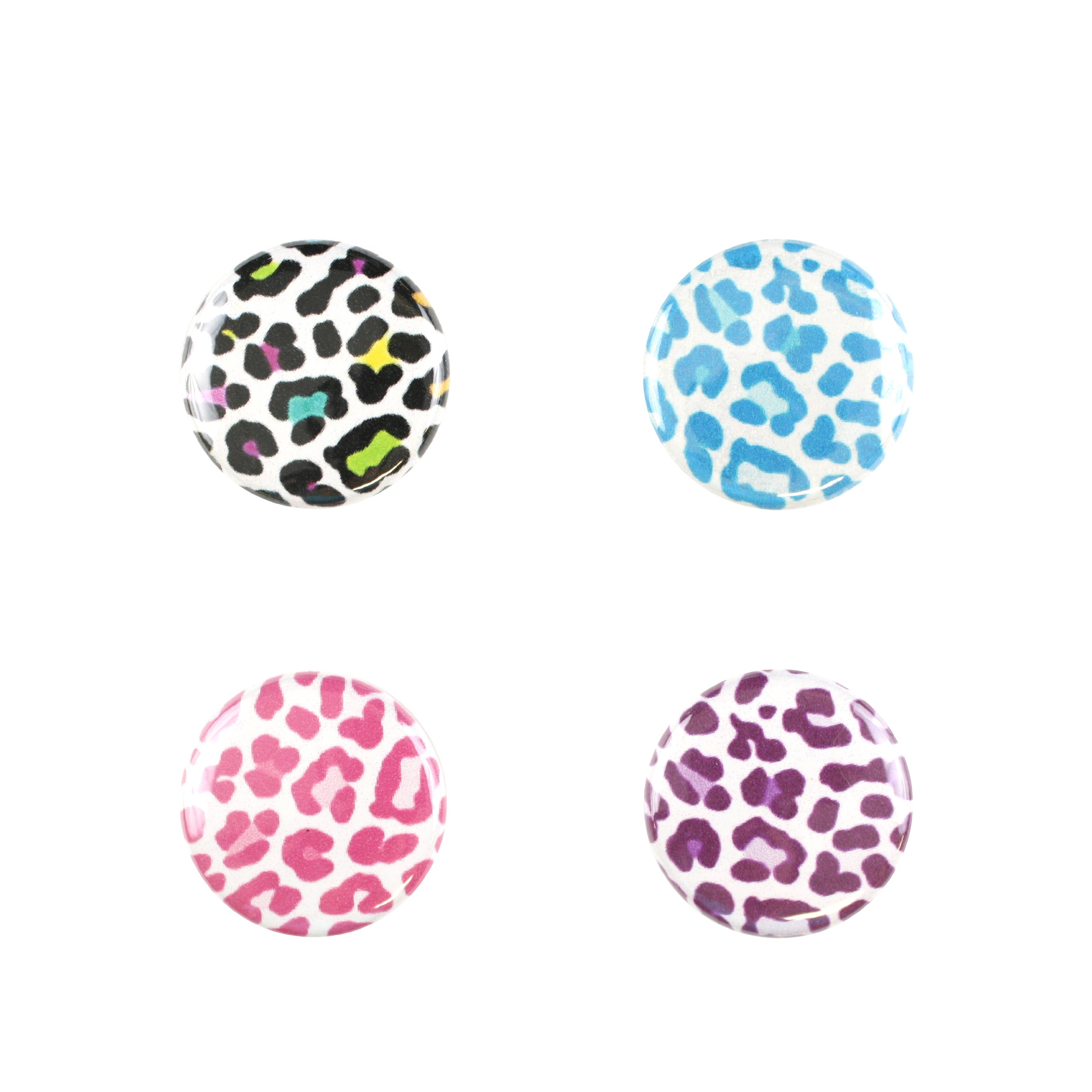 Il Bere Wine and Drink Charms Fun Collection, Serengeti Animal Print