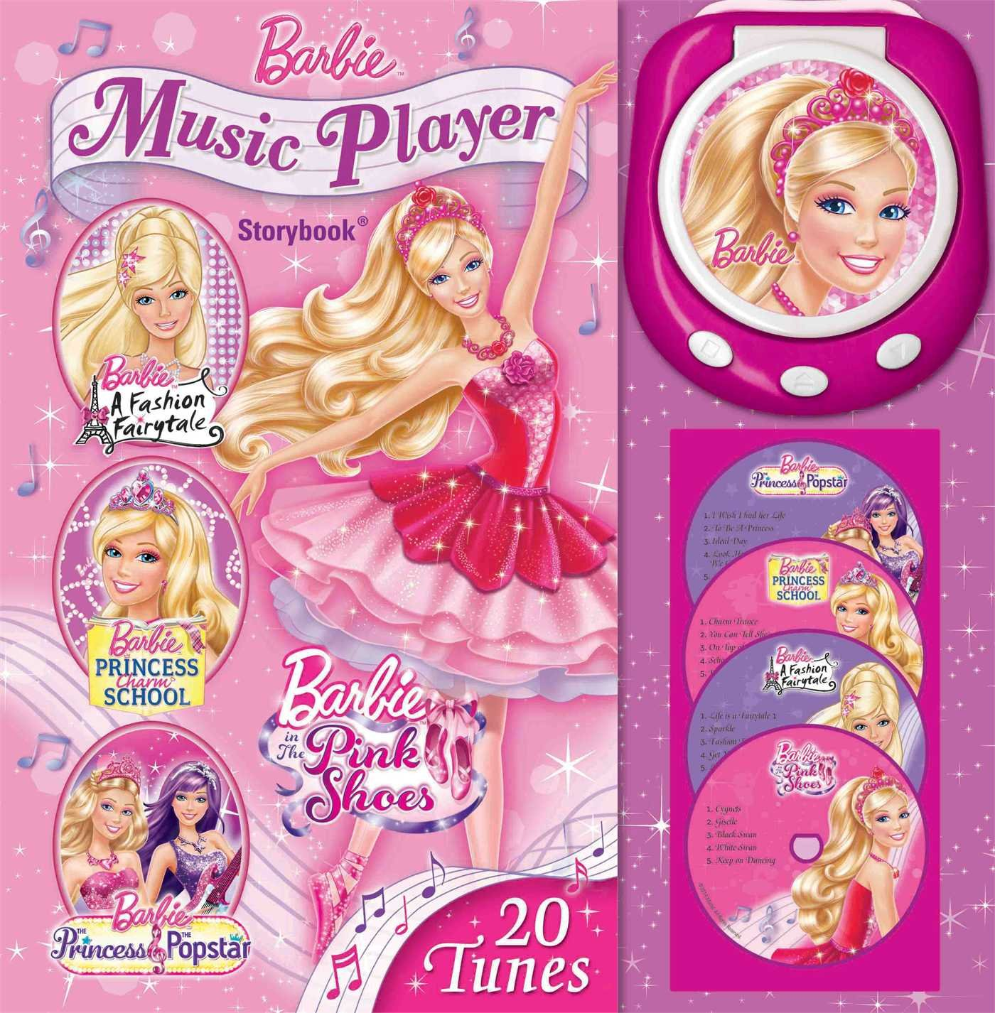 Barbie Music Player Storybook PDF