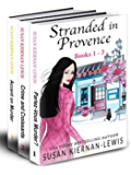 The Stranded in Provence Mysteries,  Books 1-3 (English Edition)