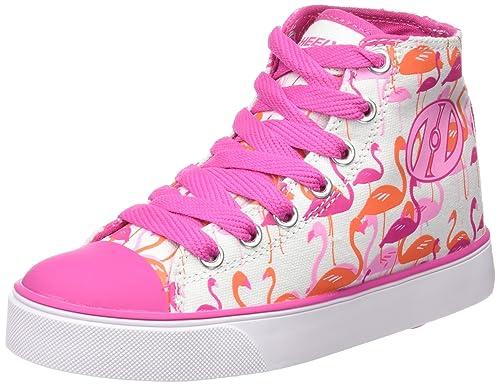 HEELYS Veloz 770682 - Zapatos una Rueda para niñas, Color, Talla 34: Amazon.es: Zapatos y complementos