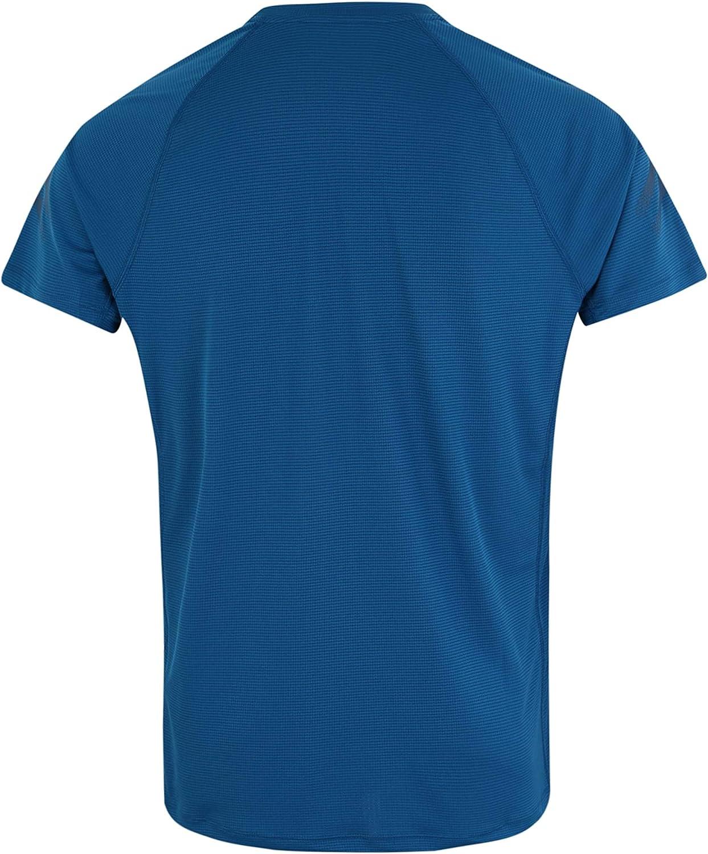 ASICS Camiseta Hombre Silver Icon Top Azul 2011A467-401