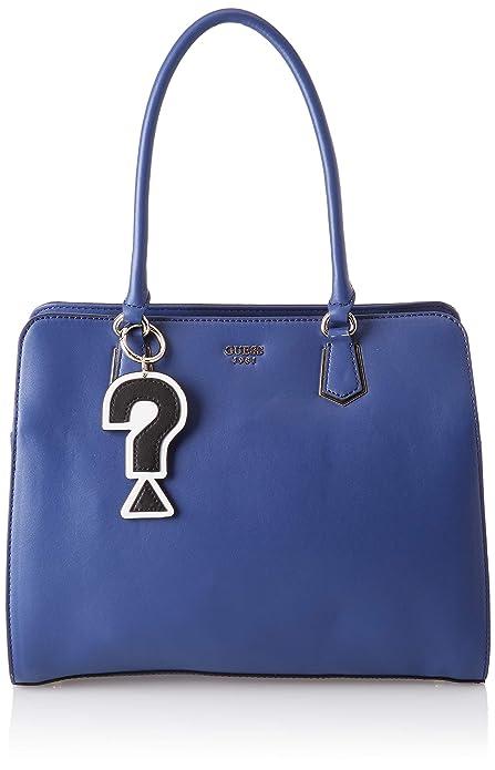 Cm Guess Felix 5 Spalla H Donna Blu 34x28x15 Borsa A blue X w zZnxqrz