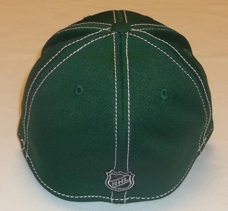 new concept d8d2e 94058 Amazon.com   Minnesota Wild Flexfitted Hat By Reebok - Size S M - M250Z    Sports   Outdoors