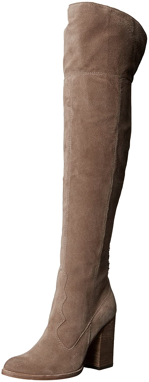 Dolce Vita Women's Cliff Western US|Light Boot B01EGPPBE4 7.5 B(M) US|Light Western Taupe 724184