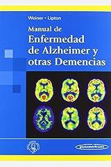 Manual de enfermedad de Alzheimer y otras demencias Hardcover