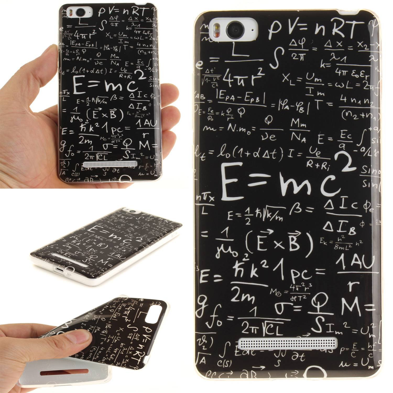 Guran® Silicona Funda Carcasa para Xiaomi Mi 4C Smartphone Case ...
