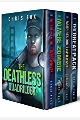 The Deathless Quadrilogy: Books 1-4 in the Deathless Saga (English Edition) eBook Kindle