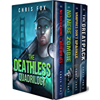The Deathless Quadrilogy: Books 1-4 in the Deathless Saga (English Edition)