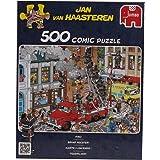 Jan van Haasteren -  Fire (500 Pieces)