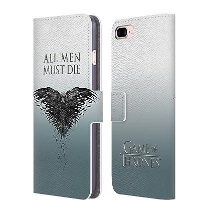 Amazon.com: HBO - Funda de piel para iPhone 7 Plus/iPhone 8 ...