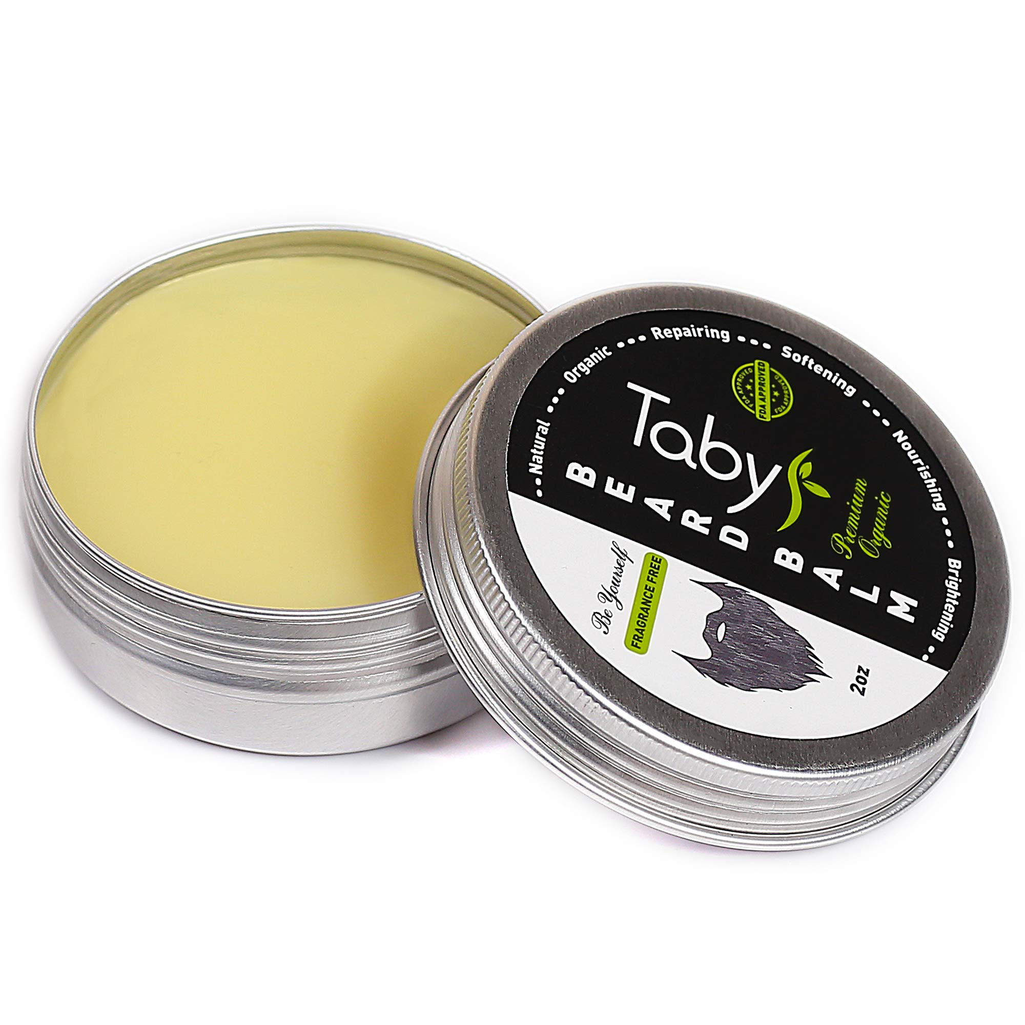 Great Beard Balm, With a Light Scent of Eucalyptus