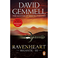 Ravenheart: A heart-in-mouth adventure from the master of heroic fantasy (Rigante 3)
