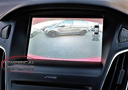 Ford Focus 2015-2018 - Kit de cámara de Marcha atrás