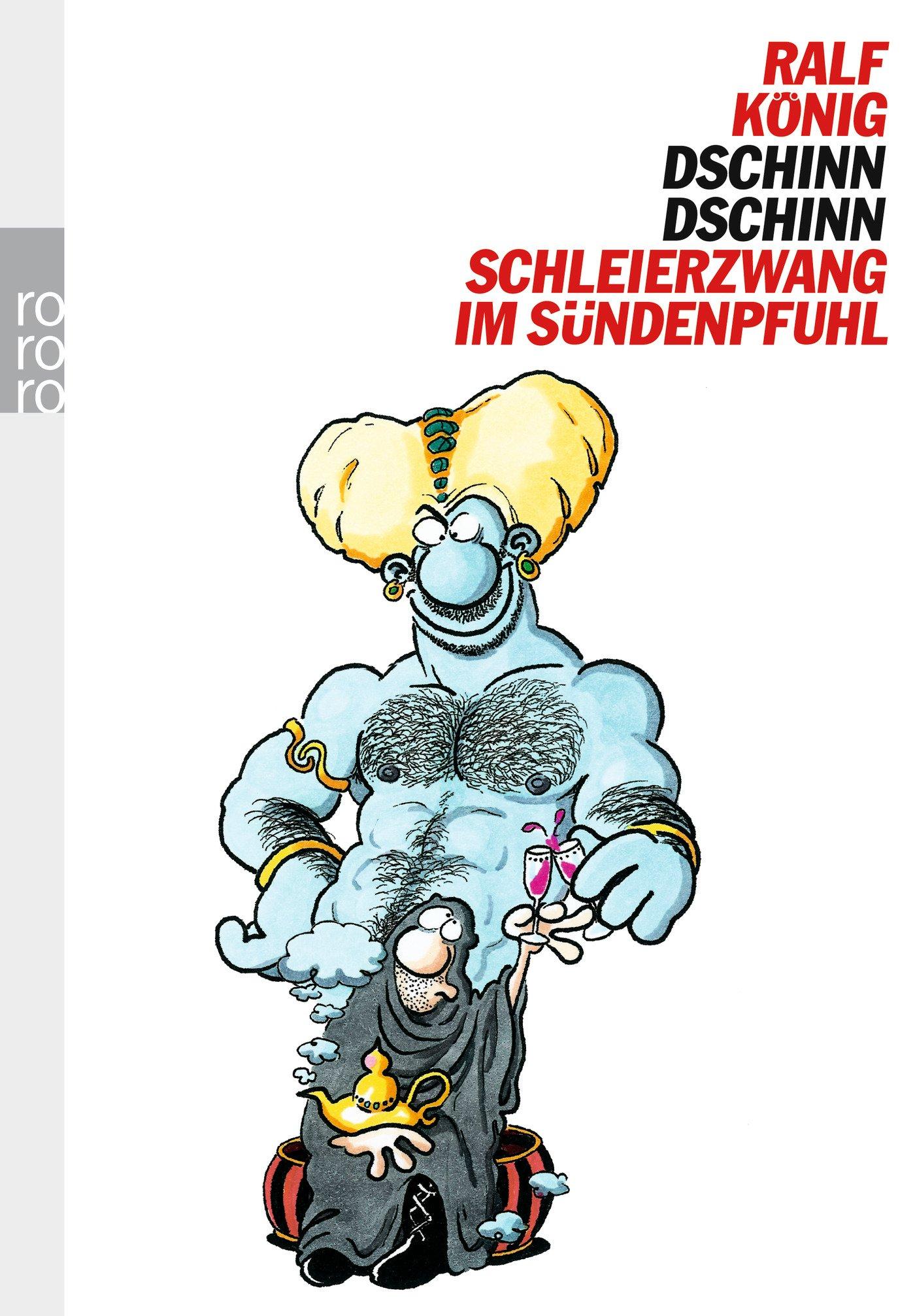 Schleierzwang im Sündenpfuhl (Dschinn Dschinn, Band 2)