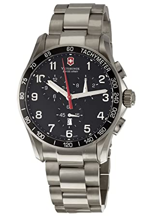 victorinox swiss army men s chrono classic watch 241261 victorinox swiss army men s chrono classic watch 241261