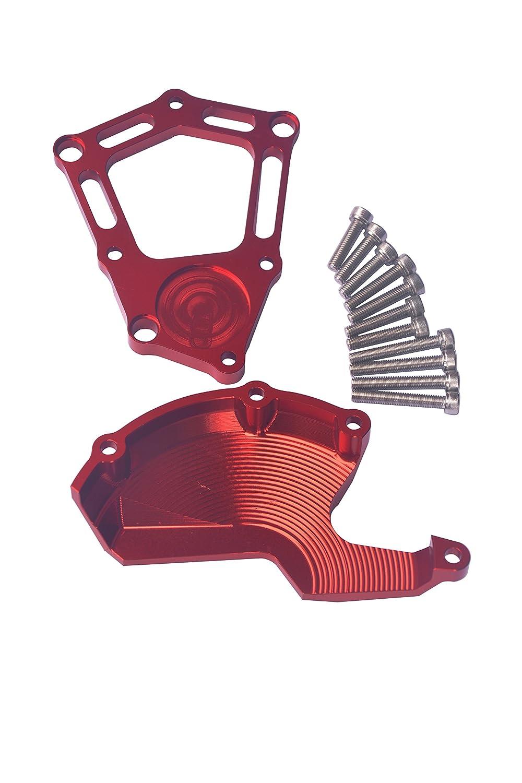 Motorcycle CNC Engine Stator Cover Left/&Right Crash Slider Protector For BMW S1000R S1000RR HP4 K42 K46 2009-2015 Set Blue