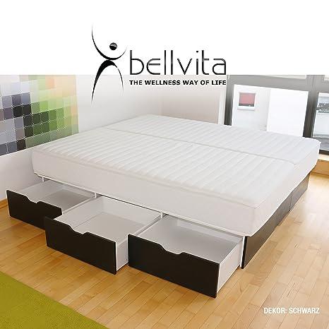 Bellvita Wasserbett mit Schubladensockel
