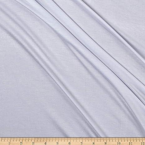 Brushed Light Blue 195 Nylon Lycra Spandex 4 Way Stretch Swimwear Cosplay Fabric