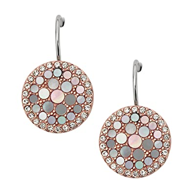 Fossil Women's Earrings JF00134040 7Sl98h