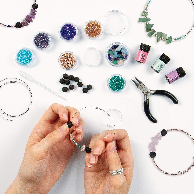 Multicolor Fashion Angels Crystal Aroma Infused Bracelet Kit