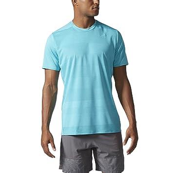 0488726d0032 Adidas Men s Running Supernova Shorts Sleeve Tee