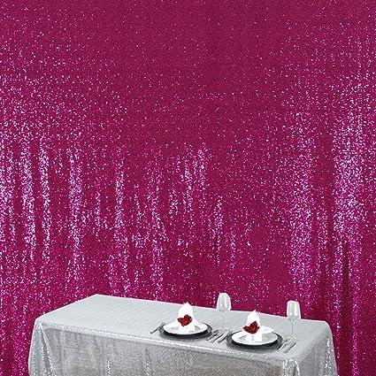 amazon com zdada fuchsia cupcake themed birthday party background