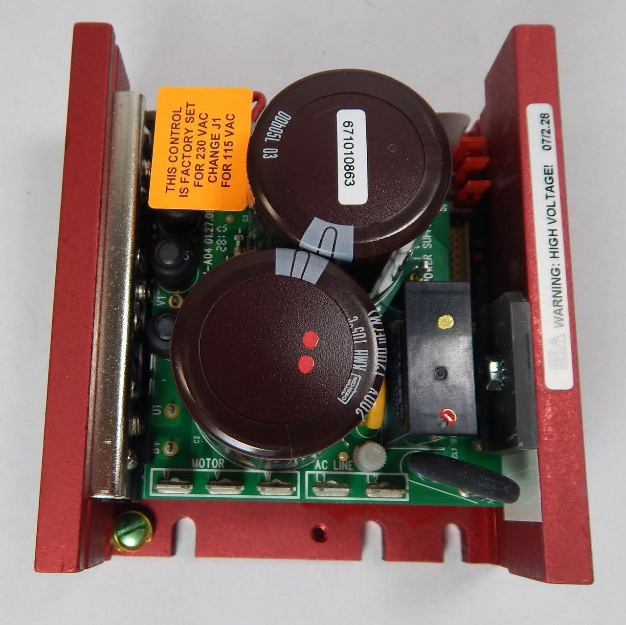 KB Electronics Single Phase to Three Phase Inverter 1//2 hp 230V # KBVF-23D