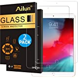 Ailun 2Pack Screen Protector for iPad Pro 10.5 2017 iPad Air 3 2019 10.5 Inch Tempered Glass 9H Hardness Apple Pencil Compatible Ultra Clear Anti Scratch Case Friendly