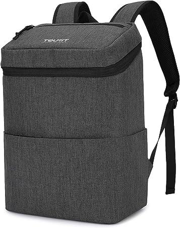 bolsa de almuerzo a prueba de fugas para adultos barbacoa camping plegable actividades al aire libre ni/ños para picnic familias Bolsa isot/érmica de 30 litros para alimentos congelados