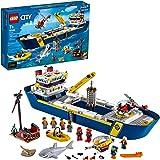 LEGO City Ocean Exploration Ship 60266, Toy...