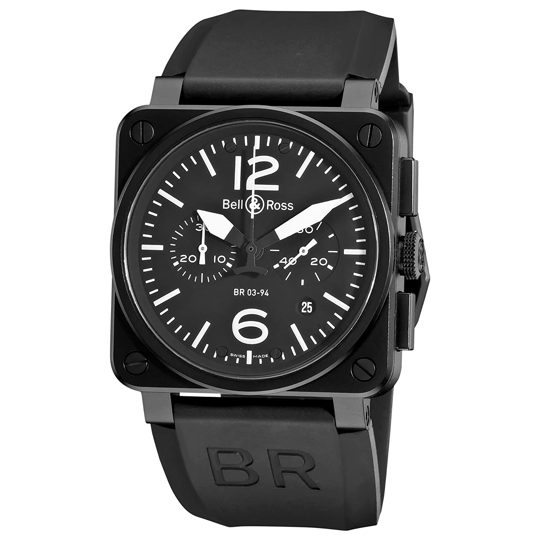 Bell Ross Men's BR03-94 Watch forecast