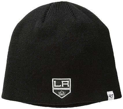 429ef4511e9 Amazon.com   NHL Los Angeles Kings  47 Beanie Knit Hat