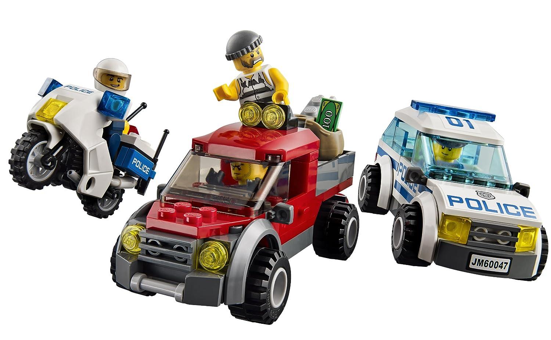 LEGO City Police 60047 Police Station